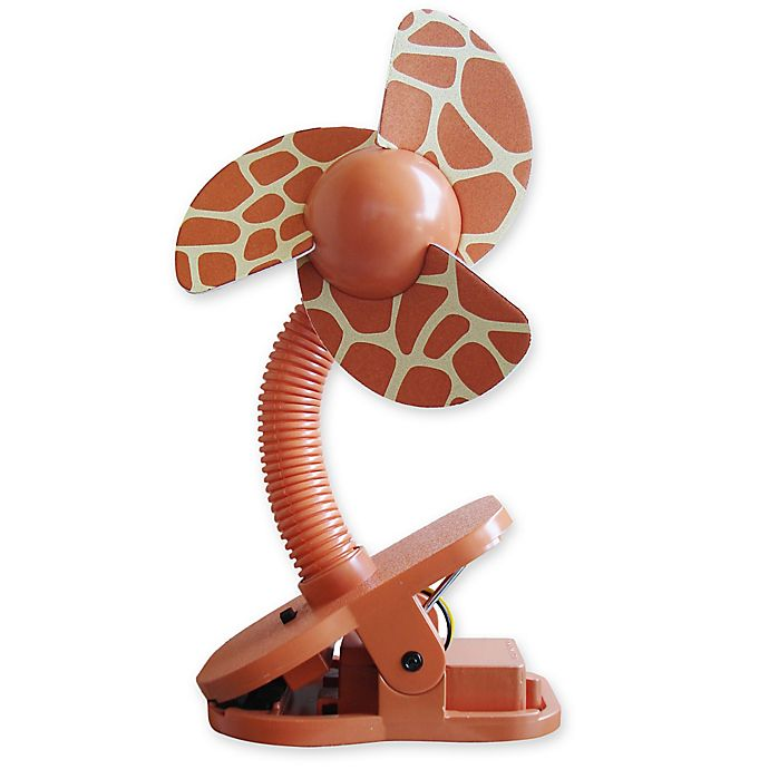 buy dreambaby giraffe clip on fan from bed bath beyond. Black Bedroom Furniture Sets. Home Design Ideas