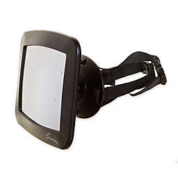 Dreambaby® Adjustable Backseat Mirror in Black