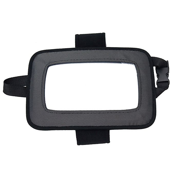Alternate image 1 for Dreambaby® Backseat Mirror in Black