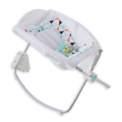 Fisher Price 174 Newborn Auto Rock N Play Sleeper Buybuy Baby