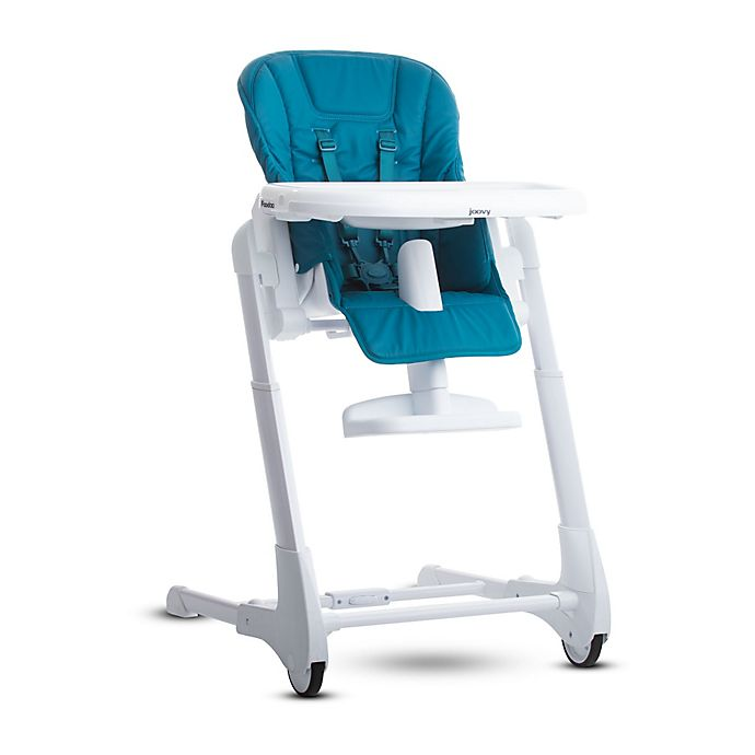 Alternate image 1 for Joovy® Foodoo High Chair in Turquoise