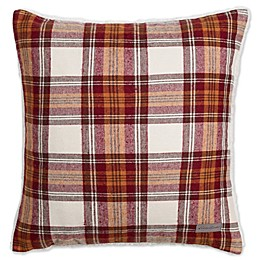 Eddie Bauer® Edgewood 20-Inch x 20-Inch Plaid Throw Pillow