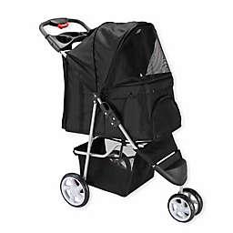 OxGord® Pet Jogger Stroller in Black