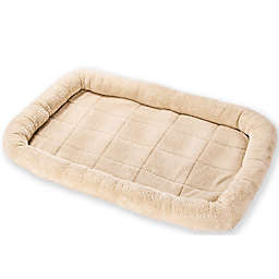 OxGord Medium Pet Bed Liner in Tan