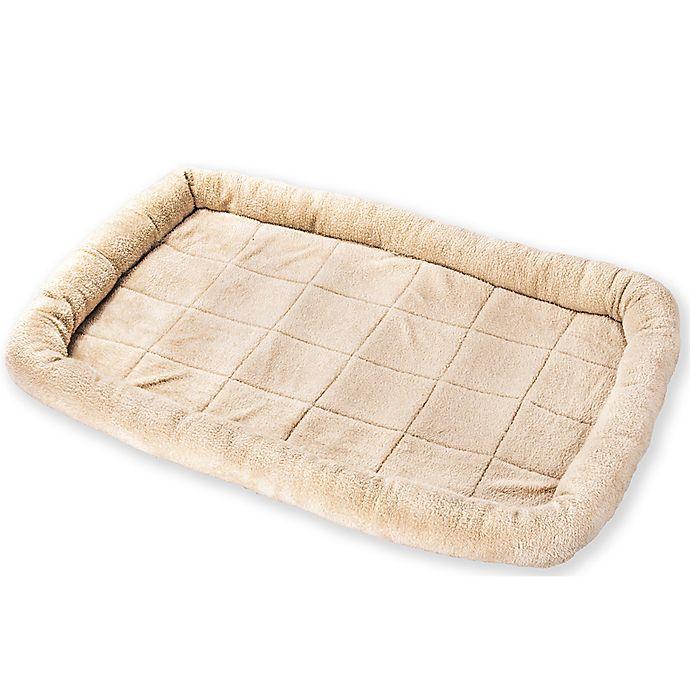 Alternate image 1 for OxGord X-Large Pet Bed Liner  in Tan