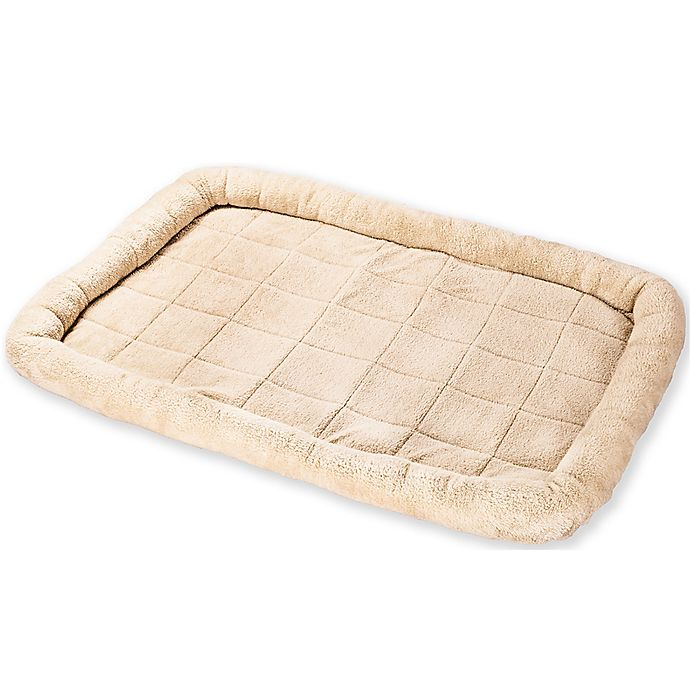Alternate image 1 for OxGord 2X-Large Pet Bed Liner in Tan