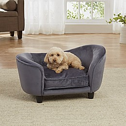 Enchanted Home Pet Small Ultra Plush Snuggle Bed