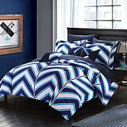 Chic Home Nalanie Reversible Comforter Set