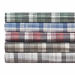 Woolrich® Tasha Flannel Sheet Set