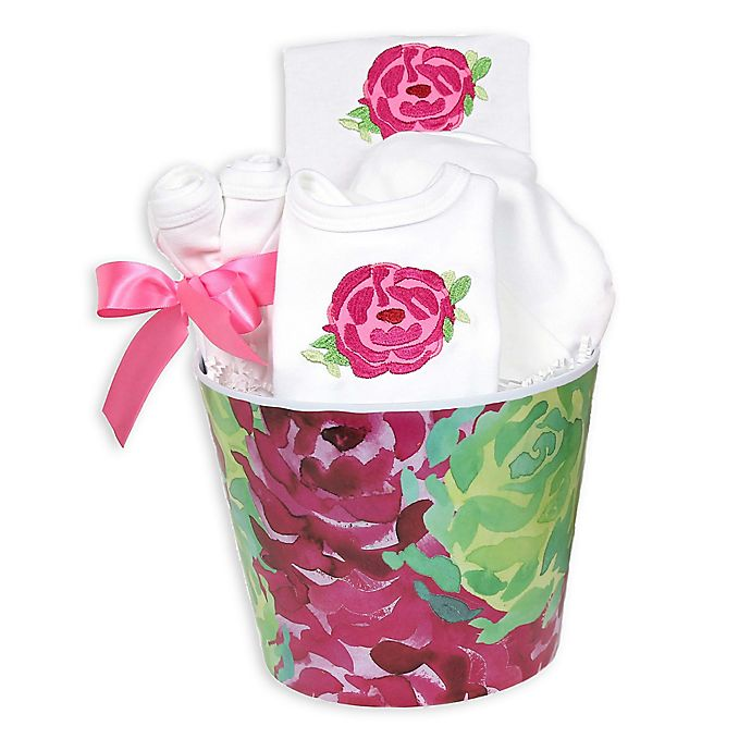 Alternate image 1 for Raindrops Blooming Flowers 8-Piece Rose Gift Set