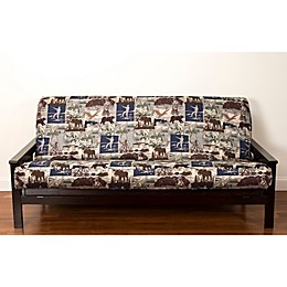 SIScovers® North Shore Futon Slipcover