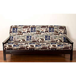 Siscovers North S Futon Slipcover