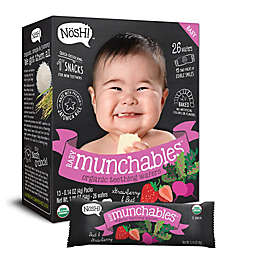 Nosh™ Baby Munchables™ 13-Packs of 2 1.9 oz. Beet & Strawberry Organic Teething Wafers