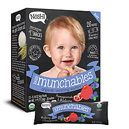 Nosh™ Baby Munchables™ 13-Packs of 2 1.9 oz. Blueberry & Pomegranate Organic Teething Wafers