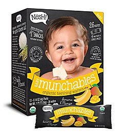 Nosh™ Baby Munchables™ 13-Packs of 2 1.9 oz. Banana & Mango Organic Teething Wafers