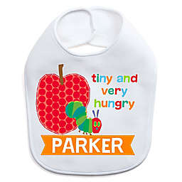 "C.P.S. ""Very Hungry Caterpillar: Tiny and Hungry"" Bib"