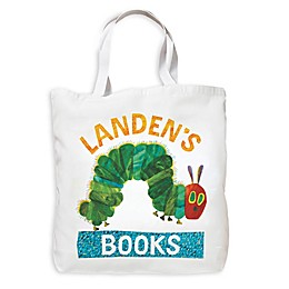 The Very Hungry Caterpillar Canvas Tote Bag