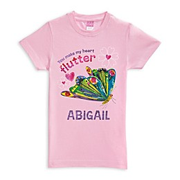 Very Hungry Caterpillar Butterfly Shirt in Pink