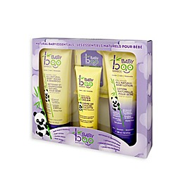 Baby Boo Bamboo Natural Baby Essentials Gift Set