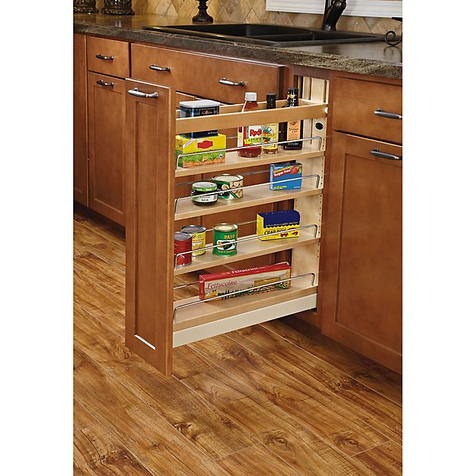 Alternate image 1 for Rev-A-Shelf® Base Cabinet Pullout Organizer