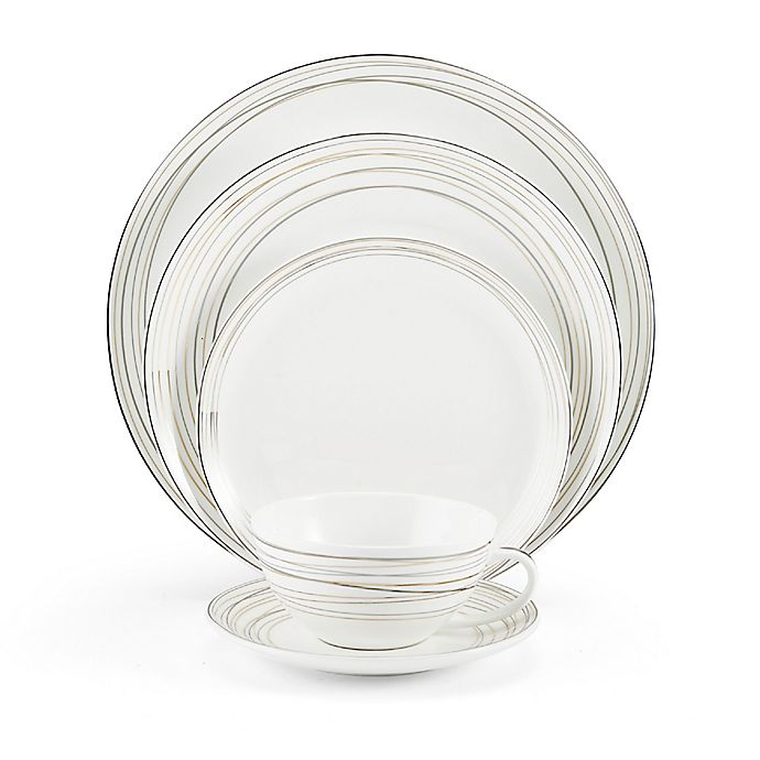 Alternate image 1 for Mikasa® Electric Boulevard 5-Piece Place Setting