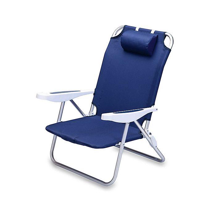 Alternate image 1 for Picnic Time® Monaco Beach Chair