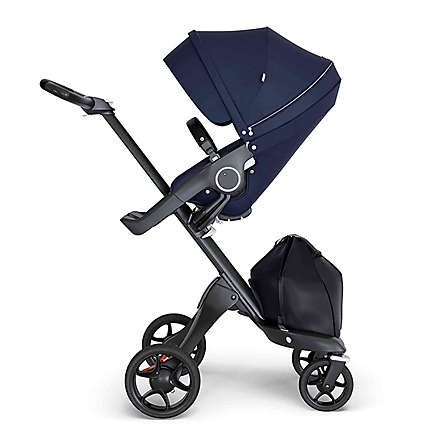 Free Stokke sunshade with purchase of Xplory V6 stroller. Shop Now