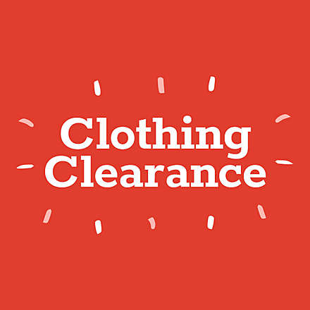 Clothing Clearance . Shop Now
