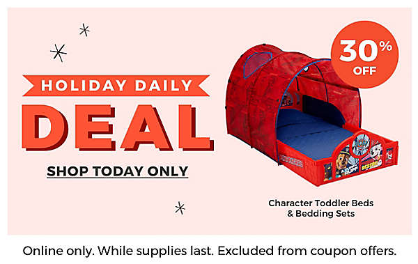 Holiday Daily Deal