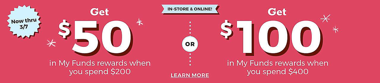 Omni Store Value Event