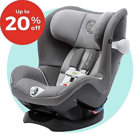 Select car seats