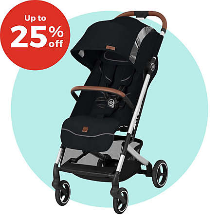 Select strollers