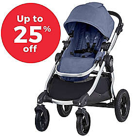 Select Baby Jogger® strollers