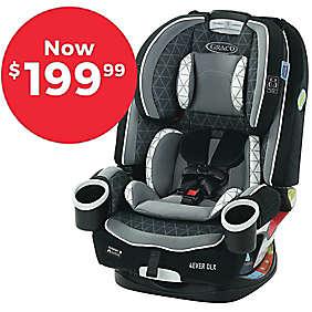 Graco 4Ever DLX convertible car seat