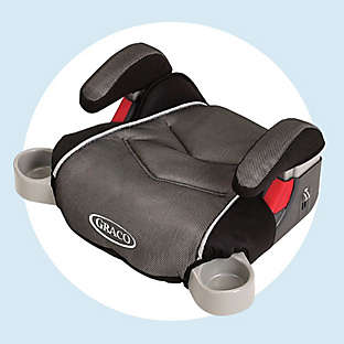 Belted Booster Car Seats