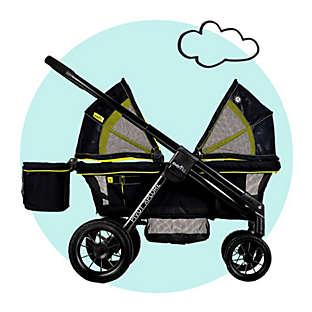 Stroller wagons