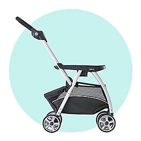 Car seat carriers