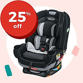 Select Graco® Car Seats, Strollers & more
