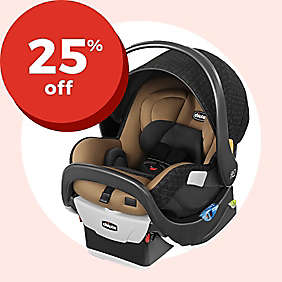 Select Chicco Car Seats