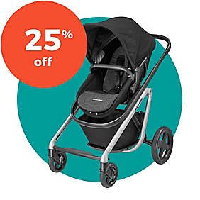 Select Maxi-Cosi® Strollers & Car Seats
