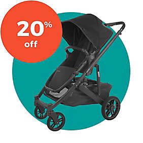 Select UPPAbaby® CRUZ V2 Strollers