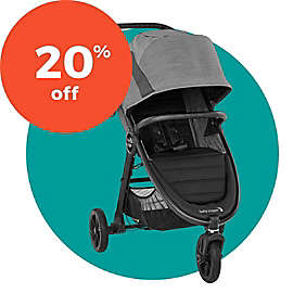 Select Baby Jogger® Strollers & Travel Systems