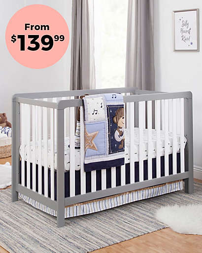 Cribs from $139.99