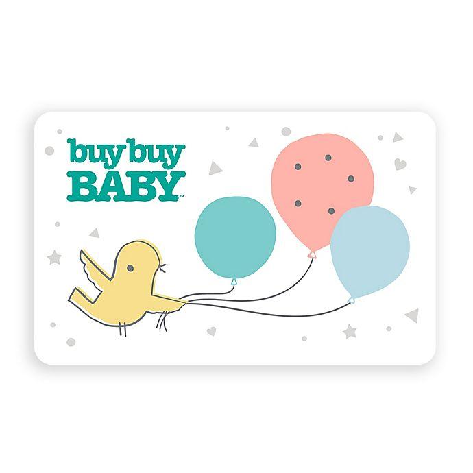 Alternate image 1 for Bird Gift Card
