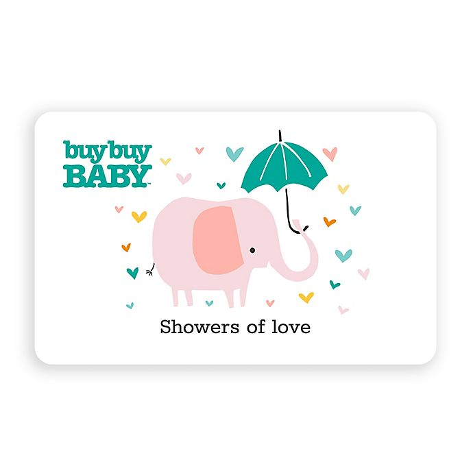 Alternate image 1 for Showers of Love Gift Card