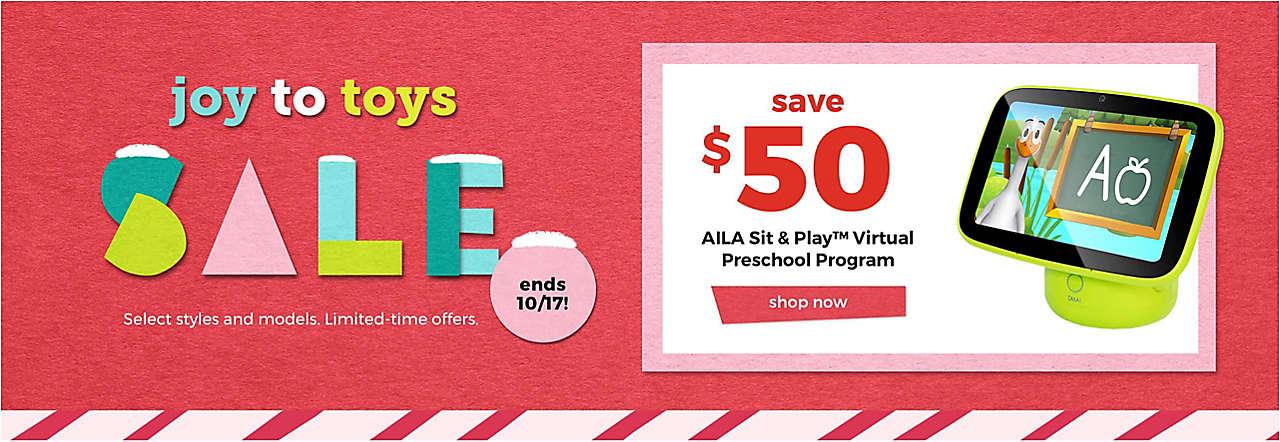 Joy to toys sale