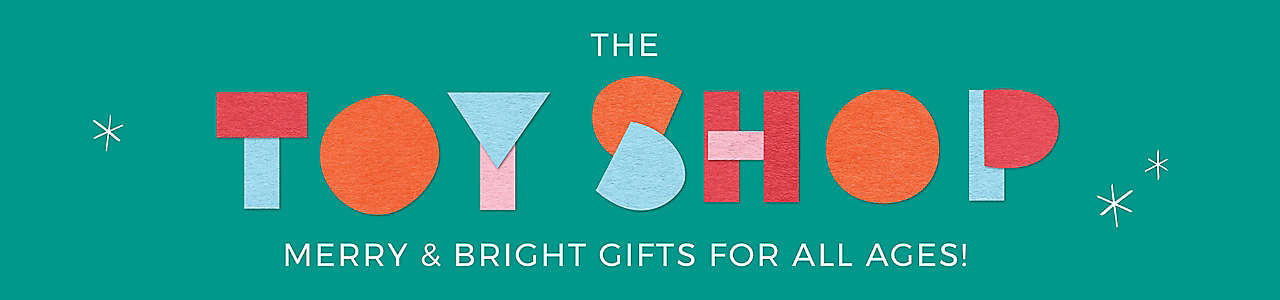 The Toy Shop - merry and bright for all ages