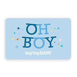 Oh Boy $100 Gift Card