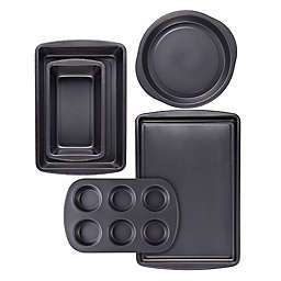 Simply Essential™ 5-Piece Nonstick Carbon Steel Bakeware Set
