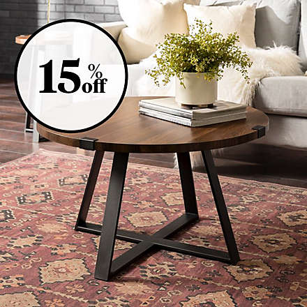 Deals on Tables, TV Stands, and More. Shop Now